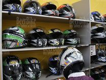 Go karting safety helmets